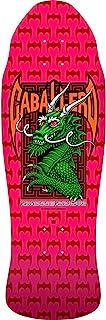 Powell Peralta 滑板甲板 Caballero Street Dragon 桃红色 24.4 厘米 x 75.6 厘米