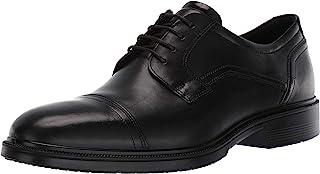 ECCO 男式 lisbon derbys 皮鞋