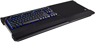 CORSAIR K63 Wireless Mechanical Keyboard & Gaming Lapboard Combo - Game Comfortably on Your Couch - Backlit Blue Led, Cher...