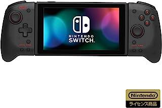 【任天堂许可商品】手柄控制器 for Nintendo Switch 透明黑色【适用于任天堂Switch】