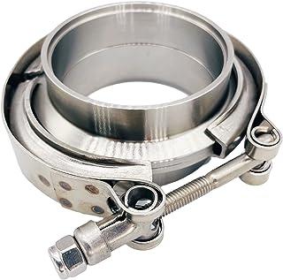 ZOK 3 英寸不锈钢 V 形带夹法兰 119-07600-000