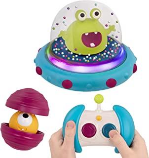 B. 玩具 - 保险杠太空汽车 Marky Mars-发光简单遥控车,带外星人驾驶员