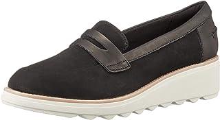 Clarks 女士 Sharon Ranch 乐福鞋