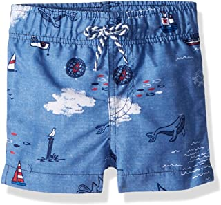 Mud Pie 男婴游泳裤