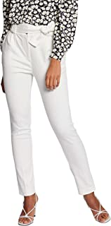 Morgan 女士 Pantalon Ceinturé Pnude 长裤