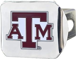 SLS 德克萨斯州农工大学农工队 3D 彩色徽章镀铬挂钩盖