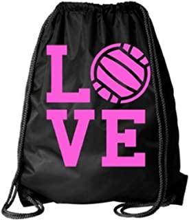 Kenz Laurenz 排球抽绳包 - 抽绳后背系带运动包手提包