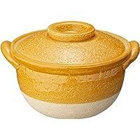 长谷园 小锅 橙色 NCK-58