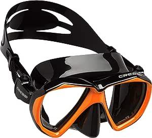 Cressi 中性款 - 成人游侠潜水员面具