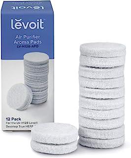 LEVOIT 空气净化器 LV-H128 香薰垫 12 件装精油替换装