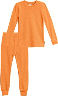 City Threads 男童保暖内裤 John 套装 - 美国制造