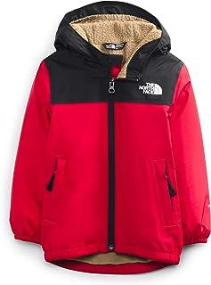 The North Face 北面 幼儿保暖防风防雨夹克,TNF 红色