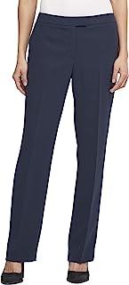 DKNY 女式 Misses 固定腰喇叭裤