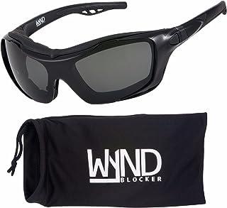 WYND Blocker 偏光太阳镜极限运动包裹摩托车眼镜