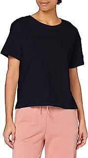 Superdry 极度干燥 女士运动风格 Emboss T 恤