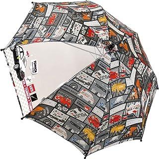 Tomica 长伞 儿童用 手动打开 卡通人物 儿童伞 Tomica 漫画 45厘米 70083