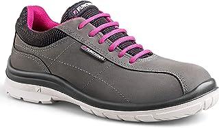FUNCIONAL 女士 Bali 铝头超轻工作鞋