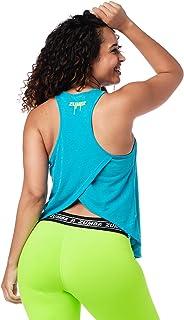 Zumba Active 露背舞蹈健身露背健身背心
