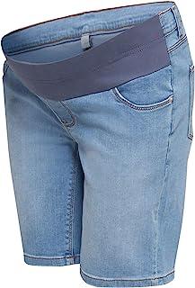 ESPRIT 思捷 孕妇女短裤 牛仔 Utb 孕妇短裤