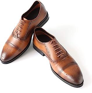 BlueSea商务皮鞋 真皮 真皮鞋 直筒尖头 Perfec 日本设计 BS-002 男士