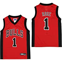 Outerstuff NBA 芝加哥公牛队 #1 Derek Rose 男孩球衣