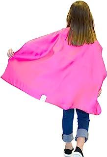 Superhero 儿童斗篷 —— Everfan 儿童*英雄斗篷 儿童披风服装——涤纶缎面