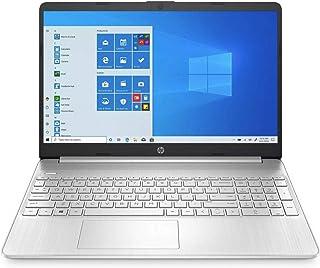 HP 惠普 Premium 15 英寸 HD 256GB SSD 2.4GHz AMD Athlon Gold 处理器非触摸式笔记本电脑(4GB RAM,AMD Radeon 显卡,网络摄像头,USB-C,HDMI,SD读卡器,Windows ...