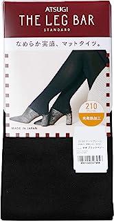 Atsugi The Leg Bar 连裤袜 [日本制造] 210旦尼尔 哑光 女士