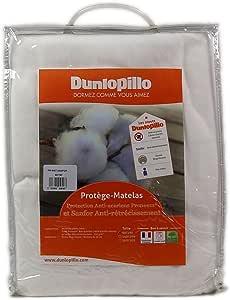 Dunlopillo PLSALPH090190DPO 床,白色,90 x 190厘米
