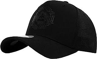 Flipper Illuminati 圆圈标志高级运动户外 Kpop 网眼棒球帽卡车司机帽男女适用