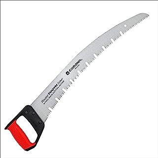 Corona RS16290 RazorTOOTH Raker 锯,21 英寸,红色/黑色