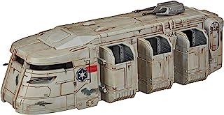 Star Wars星球大战Vintage Collection复古系列曼达洛帝国兵团运输车,适合4岁以上儿童的玩具