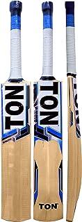 Sunridges SS TON Revolution 板球棒 Kashmir Willow Short Handle Free Sunridges 球棒套 - 球棒适合使用皮革球、普通软木球或重球