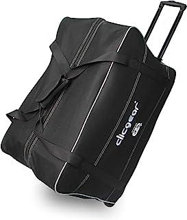 Clicgear 中性轮旅行包,黑色,均码