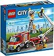 LEGO 乐高 City城市系列 重型消防车 60111