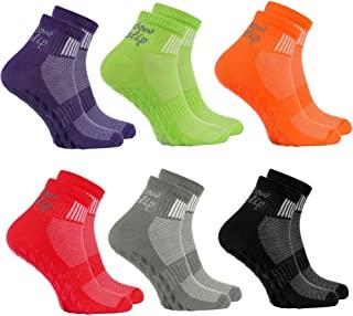 2,4 双彩色防滑袜 ABS 体操蹦床所有尺寸