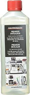 Gastroback 98175 优质除垢剂,500 毫升,高品质咖啡和浓缩咖啡机,水壶和厨房设备,无酸性表面,塑料