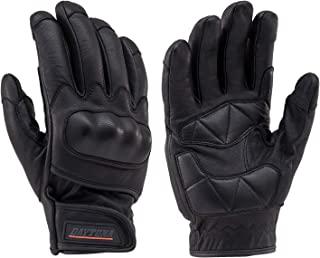 DAYTONA 山羊革手套(支持触摸屏) 防护型 HBG-010