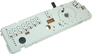 Whirlpool 惠而浦 烘干机展示板正品零件编号 481221478484