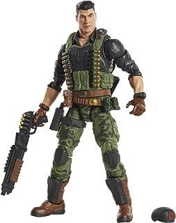 Hasbro 孩之宝 G.I.Joe Classified 系列打火石手办 26 收藏版高级玩具,带多个配件,6 英寸(约15.24厘米)比例,带特殊包装艺术