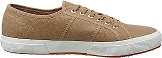 Superga 中性款成人 2750-cotu 经典运动鞋 Brown Brown Dusty Wg6 4 UK