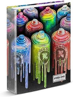PRODG Ring Binder Colors 便携式手袋挂钩 32 cm 多种颜色