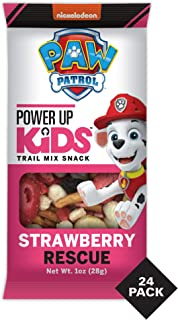 Power Up Kids Strawberry Rescue Trail Mix, Nut Free, Snack Mix, Perfect Snack for School, Gluten Free, No Artifical Colors...