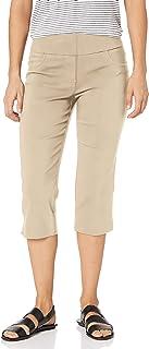 Ruby Rd. 女式小号套穿太阳能 Millennium Tech 七分裤