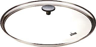 Lodge 38.10 厘米/15 英寸钢化玻璃圆盖,38.1 x 38.1 x 8.26 厘米