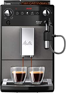 Melitta 全自动咖啡机 Avanza 系列 600 艺术编号 6767843 不锈钢 1450 W 1.5 升 Mystic Titian