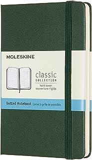 Moleskine 纸板及笔记本 Punktraster Pocket Myrtengrün