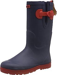 蓝鹰男女皆宜的儿童 Woody 流行皮草橡胶靴橡胶靴