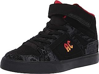 DC Kids' 纯高帮 EV 滑板鞋
