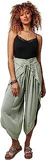 Joe Browns 女式沙滩开叉裤休闲长裤